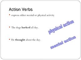 verbs verbsverbs