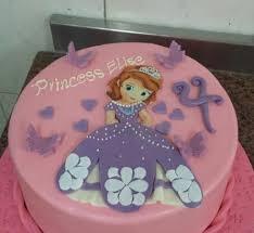 sofia cakes frozen and sofia cake