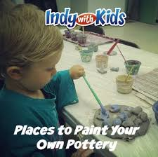 paint places paint your own pottery in indianapolis