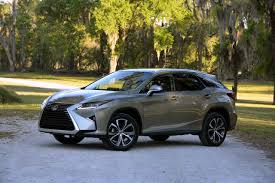 lexus rx 350 interior 2017 2017 lexus rx 350 test drive review autonation drive automotive blog