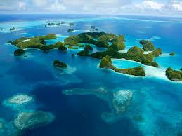 Palau Map Palau Photos National Geographic