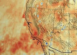Precipitation Map Of The United States by News California U0027rain Debt U0027 Equal To Average Full Year Of