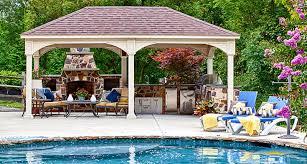 pavilions outdoor pavilions horizon structures