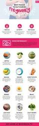 5 yoga poses for pregnancy infographic motherhood pinterest