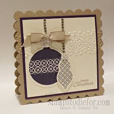 christmas handmade card ideas stamps to die for