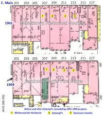 Watertown Wisconsin Map by Schempf U0027s