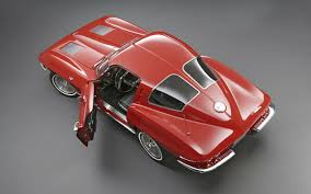 1962 split window corvette birthday top six corvettes from the last six decades
