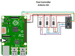 pool controller hackster io