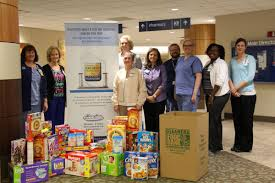 henry ford wyandotte hospital nurses donate diapers cereal to