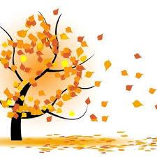 vector autumn tree freevectors net