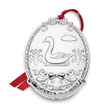 12 days of ornament 2017 towle ornament 6
