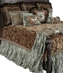 Designer Bedspreads And Comforters Reilly Chance Collection Luxury Bedding High End Bedding