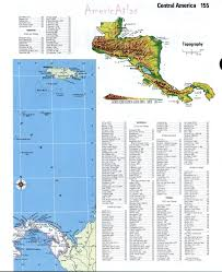Map Of Middle America by Political Map Of Central Americafree Maps Of North America
