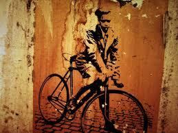 graffiti bicycle art pinterest high quality wallpapers graffiti wall drawing cartoon riding a bike