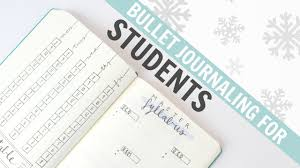 Bullet Journaling by Bullet Journaling For Students 3 Timetable Study Log Master