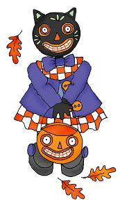 halloween cat png free dearie dolls digi stamps