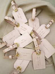 wedding luggage tags best 25 luggage tags wedding ideas on wedding