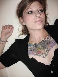 cool chest tattoos designs for girls sheclick com