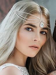 headpiece jewelry fxmimor chain bohemian