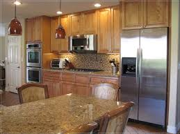 Backsplash Tile Kitchen Ideas Kitchen Backsplash 2x4 Glass Tile Backsplash Brown Backsplash