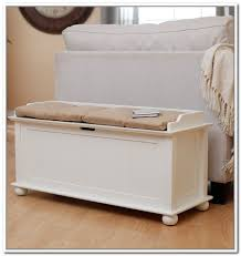 Large Storage Bench Bedroom Chest Bench Best Home Design Ideas Stylesyllabus Us