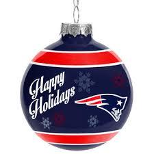 new patriots ornaments patriots tree