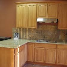 appealing maple shaker kitchen cabinet come with l shape brown