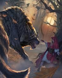 big bad wolf lvl2 by diegogisbertllorens on deviantart