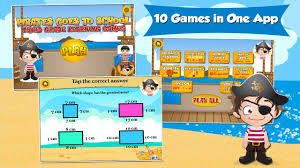 pirate kids 3rd grade games android apps on google play