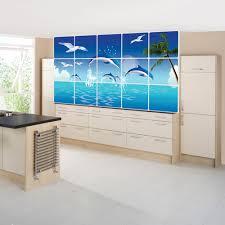 aliexpress com buy 1pc waterproof bathroom kitchen wall sticker