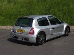 clio renault 2003 used rs silver renault clio for sale derbyshire