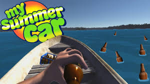 my summer car gameplay my summer boat let u0027s play my summer