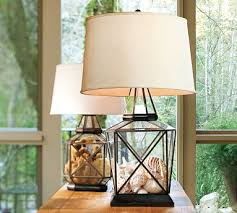 fillable lamp fillable lamps photo 8 beach house style lamp