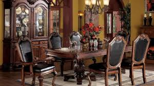 Aarons Dining Table Formal Dining Room Table Sets With Thesoundlapse