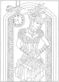 steampunk artwork by marty noble from creative haven steampunk