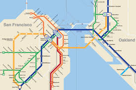 Metro Map Chicago by This 2050 Bay Area Bart Metro Map Is Everything Curbed Sf
