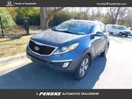 2013 Kia Sportage Roof Rack by 2014 Used Kia Sportage 2wd 4dr Ex At Chevrolet Of Fayetteville