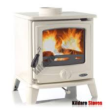 new kw henley stoves cambridge 10 5kw cream enamel kildare stoves