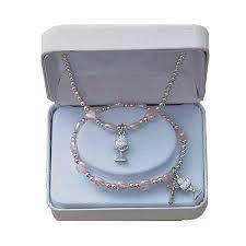 communion jewelry communion jewelry gift set