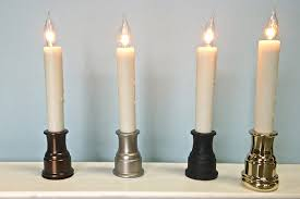 electric window candles battery operated candles electric window