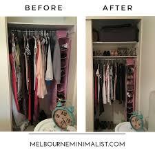 decluttering nicky u0027s bedroom u0026 spare room melbourne minimalist