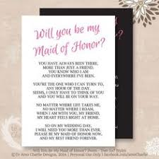 how to ask of honor poem image result for of honor poem for this is