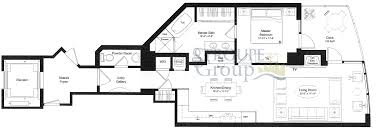 escala floorplans