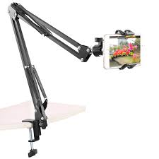 neewer table mounting clamp for microphone suspension boom scissor