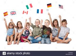 Country Flags England Poland Group Holding Flags Of Different Countries German Flag