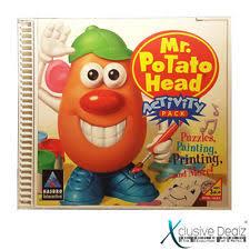 Potato Head Kit Disguise Potato Head Games Ebay