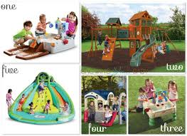 Sears Backyard Playsets Summertime Is All About Having Fun In The Sun