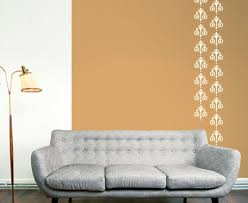 Wall Paintings Designs Soft Meets Strong In Her Palette For Bedroom Wall Colours By