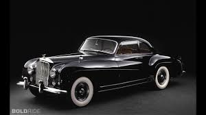 vintage bentley coupe bentley r type continental