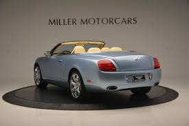 bentley coupe 4 door 2007 bentley continental gtc stock b1159a for sale near